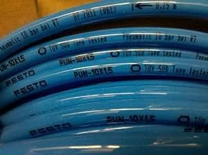 Pun-BL Festo Tuyau 10x 1,5, außenkal ibriert 159668VK/10m