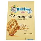 Mulino Bianco Biscotti Frollini Campagnole con Farina di Riso - 700 g