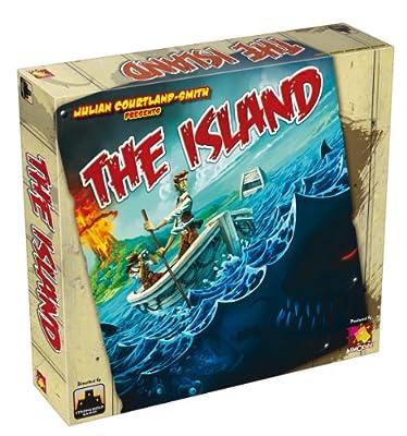 Asmodee - The Island, juego de mesa (ISL01) por Asmodee