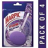 Harpic Hygienic Toilet Rim Block, Lavender, 26 g (Pack of 4)