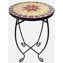 Table Ronde De Jardin. Latest Table De Jardin Ronde En Bois With ...