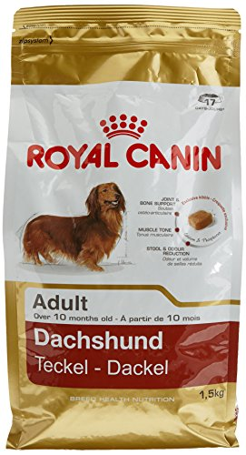 Artikelbild: Royal Canin 35131 Breed Dachshund Croquettes, 1,5 kg- Hundefutter