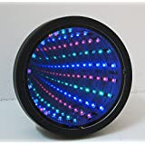 Infinity Mirror Tunnel Lamp LED Lighting Sensory Party Decor by Playlearn