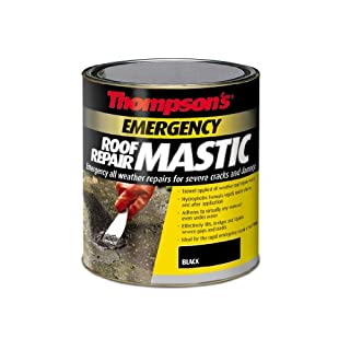 Ronseal TERRM750 Thompsons Emergency Roof Repair Mastic 750 ml