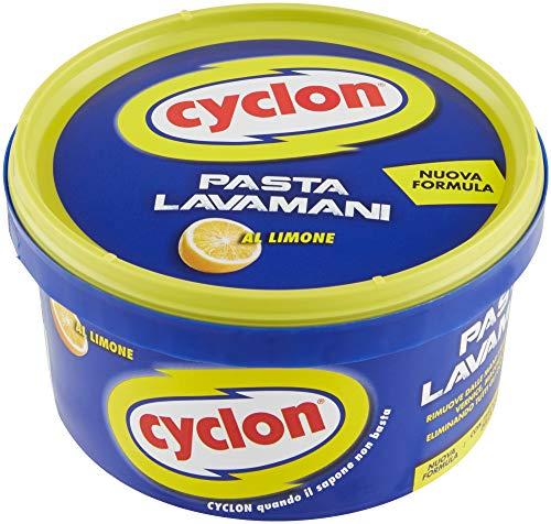 Cyclon 8002150020459 Pasta Lavamani al Limone, Bianco, 500ml