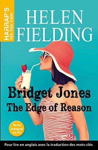 HARRAP S Bridget Jones The Edge of Reason par Helen Fielding