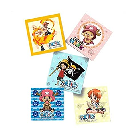 Two five ONE PIECE hand towels one x tattoo sea[a total of two-point set] towel choppers Nami Luffy? Ace One sheet each Even for an adult, a boy and a girl are extreme popularity from a child!