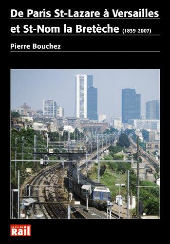 Paris Saint-Lazare à Versailles rive droite : Saint-Cloud à Saint-Nom la Bretèche