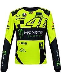 704346206b3 VR46 Valentino Rossi T-Shirt Sponsor pour Homme