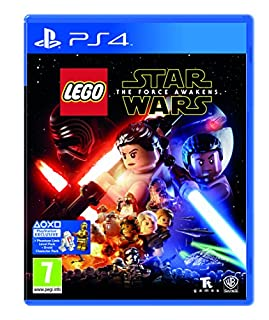 LEGO Star Wars: The Force Awakens (PS4) (B01BD3O6HA) | Amazon Products