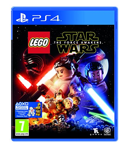 Ps4 Lego Star Wars: The Force Awakens - Playstation Exclusive (Eu)