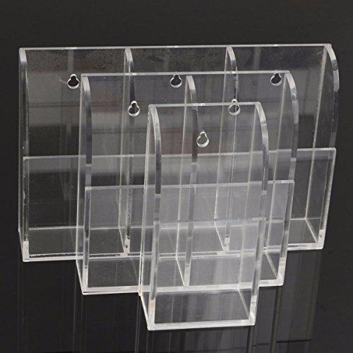 Inovey Cases Klimaanlage Tv Fernbedienung Gehäuse Halter Wandhalterung Aufbewahrungsbox - 1 (Gehäuse Klimaanlage)