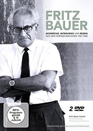 Fritz Bauer: Gespräche, Interviews und Reden, 2 DVD hier kaufen