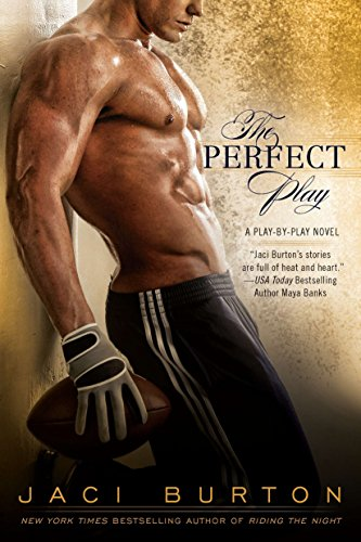 The Perfect Play (A Play-by-Play Novel, Band 1) Burton Womens-player