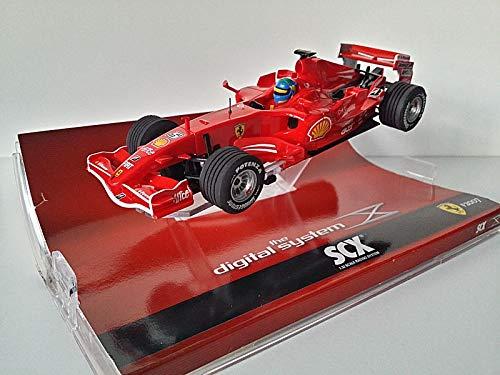 SCX Slot Scalextric Digital System 13520 Ferrari F2007