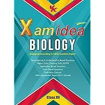 Xam Idea Biology  Class 12 for 2018 Exam