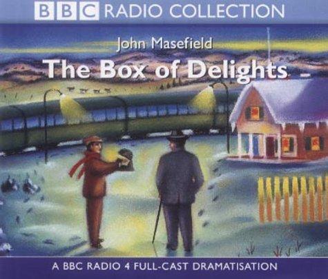 By John Masefield The Box of Delights: BBC Radio 4 Full-cast Dramatisation (BBC Radio Collection) [Audio CD]