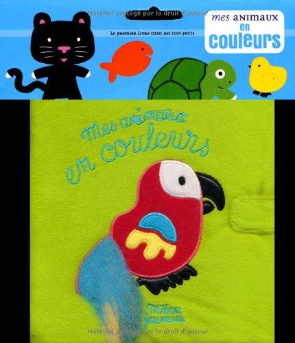 Mes animaux en couleurs par Editions Milan