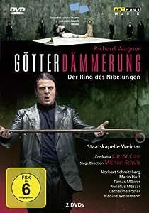 Wagner: Gotterdammerung [DVD] [2009]