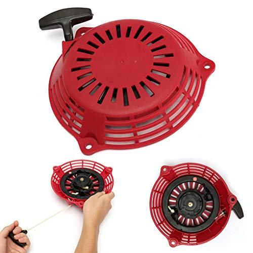 Minzhi Ziehen Sie starten Recoil Starter für Honda GCV135 GCV160 EN2000 Rasenmähermotor Seilzugstarter Recoil Starter