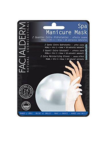 Facialderm Spa Manicure Mask 2 Gants Extra Hydratants