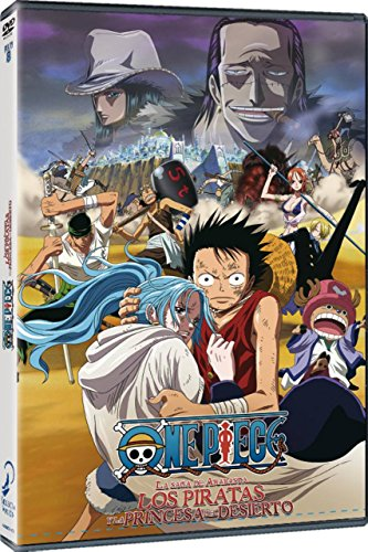 One Piece. Película 8. La Saga Del Arabasta. Los...
