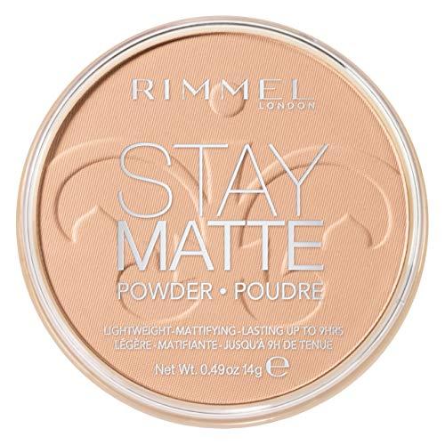 Stay Matte Pressed Powder - 005 Silky Beige -