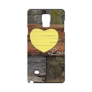 BLUEDIO Designer Printed Back case cover for Samsung Galaxy Note 4 - G6373