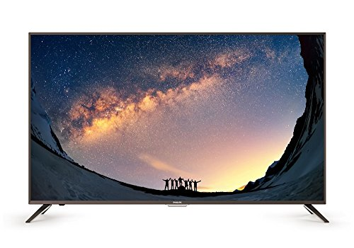 Philips 109.3 cm (43 inches) 43PUT7791 4K UHD LED Smart TV (Black)