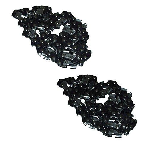 "51qQHc%2Bx8jL. SS500  - 2 x Saw Chains Fits Handy 16"" THPCS16 THECS16 THECS45 Chainsaw"