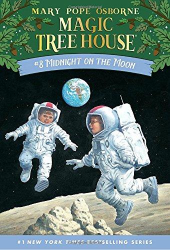 Midnight on the Moon (The magic tree house)
