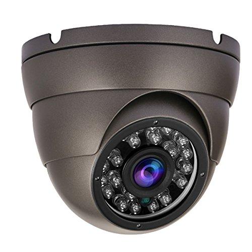 HYKAMIC cámaras domo 1080P HD TVI/CVI/AHD/4 in 1,cámara