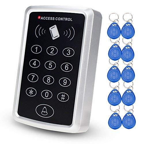 LIBO 125 KHz Rfid Standalone Control Acceso Teclado