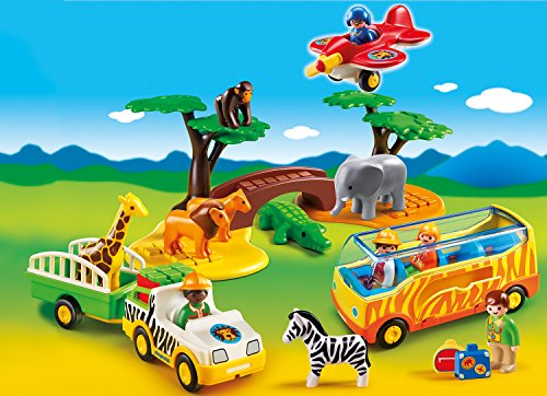 Playmobil-Juego-Gran-safari-africano-50470