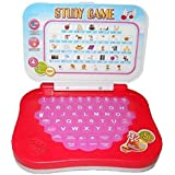 Mini Laptop With Sounds For Kids By Nshiva,fun With Learn Laptop English Learner Study Game Computer Notebook Toy
