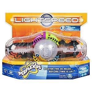 Spin Master Games 6045888 Perplexus Juego de Velocidad, Laberinto de Cerebro 3D con Luces y Sonidos para niños de 7 años en adelante, Multicolor