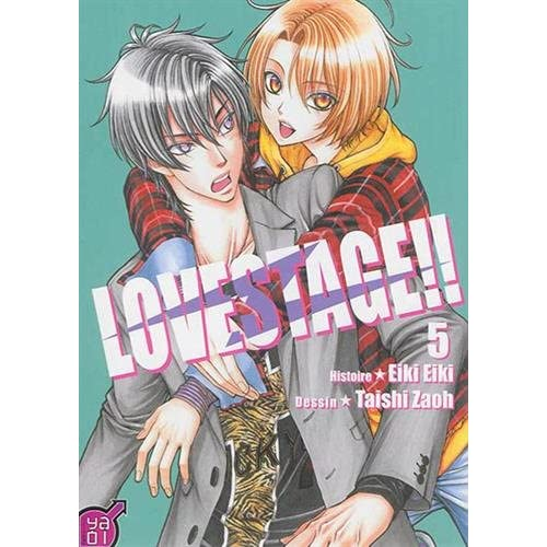Love Stage T05