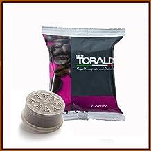 100 capsule Toraldo compatibili Espresso Point Miscela Classica