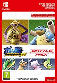 Pokkén Tournament DX Battle Pack [Switch - Download Code]