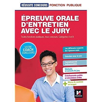 Réussite Concours - Épreuve orale d'entretien avec le jury - Toutes fonctions publiques, cat A et B