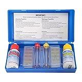 EsportsMJJ Portable Ph Chlorwasser Qualität Test Kit Swimming Pool Spa Testanzeige W/Farbtabelle von EsportsMJJ