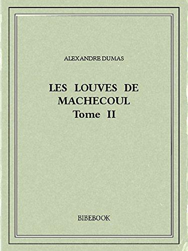 Couverture du livre Les Louves de Machecoul II