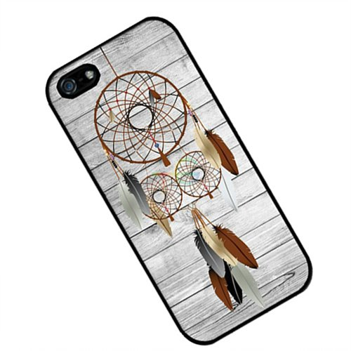 D9Q Kunst Muster Hard Case Back Cover Kunststoff Protector Haut Schild hülle für iPhone 5C (CUA-A) !Farbe 8
