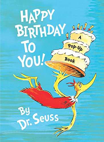 Happy Birthday to You! (Mini Pops) por Dr Seuss