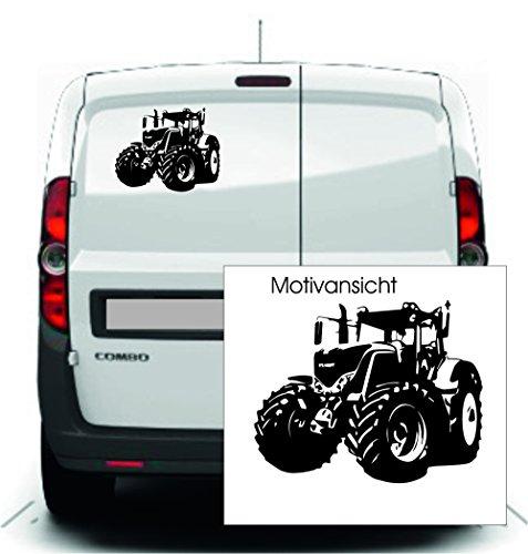 dt 900' Traktoren; Landmaschinen // Autoaufkleber Farben- und Größenwahl (Schwarz - 250 mm x 210 mm) ()