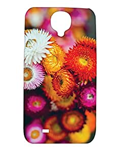Pickpattern Back Cover for Galaxy S4 i9500