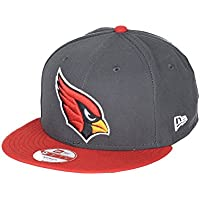 new styles 2e295 9f323 New Era 9Fifty Snapback Cap - NFL Arizona Cardinals graphite