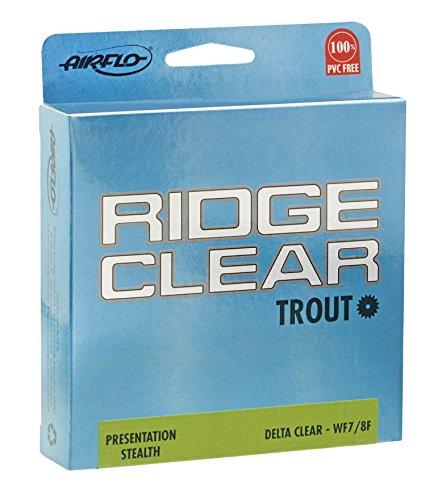 AIRFLO RIDGE CLEAR Trout Soie Flottante WF