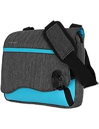 """VanGoddy Wave Série sac d'épaule en nylon pour Ordinateur portable / Tablette / mallette portable pour Ordinateur Portable 10,2"""" Pouces"""