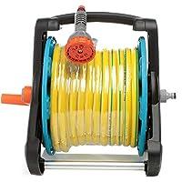 Pro-tech Garden Hose Pipe Reel Set - 30 meters